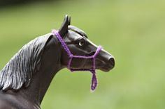 Bits and Spurs: DIY Rope Halter Tutorial