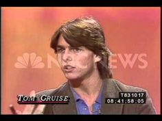 1983: Tom Cruise reveals how he disciplines himself for a role - www.NBC...