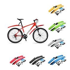 De alta calidad de goma suave del lanzamiento rápido de la bicicleta Guardabarros - EUR € 14.99