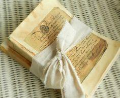 shabby wedding vintage book bundle shabby by SouthernShabbyGal, $15.00