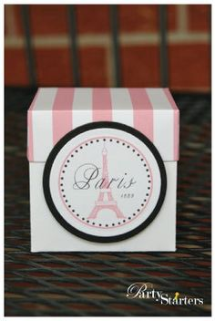 cupcake favor boxes