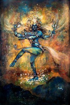 shiva the great lord of yoga - - Yahoo Image Search Results Arte Shiva, Mahakal Shiva, Shiva Art, Krishna Art, Shiva Yoga, Hindu Art, Nataraja, Mandala Nature, Ink Art