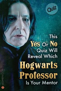 This Harry Potter personality quiz will reveal which Hogwarts Professor is your mentor based on your answers to these yes or no questions. Potter House Quiz, Harry Potter Character Quiz, Harry Potter Life Quiz, Harry Potter Jokes, Harry Potter Characters, Harry Potter World, Harry Potter Professors, Hogwarts Professors, Harry Potter Facts