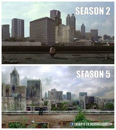 Welcome to the big city!...Atlanta!