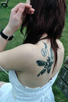 Linkin Park Soldier Tattoo
