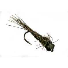 An essential mayfly nymph enhanced with modern dubbing and an Evolution Mayfly Swimmer & Burrower beadhead. - Tied with the new Nymph-Head® Evolution™ Mayfly Swimmer & Burrower tungsten beadheads. - S