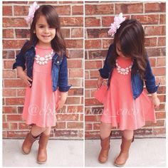 Little Girl Fashion outfit,  pretty  #little girl -  fashion