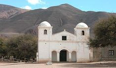 Iglesia de Huacalera- Tilcara - Jujuy - Argentina