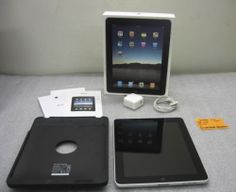 Apple iPad 1st Generation 32GB A1219 as Is Needs Repaired | eBay