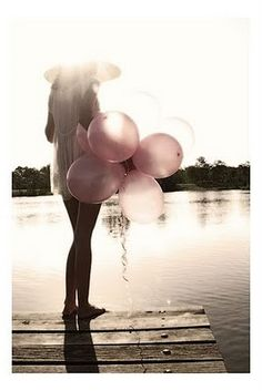 Pink or Blue Balloons photography pretty balloons pastel effects Bubble Balloons, Pink Balloons, Bubble Gum, Fotografie Portraits, Gender Reveal Photos, Beach Please, Love Balloon, Just Dream, Everything Pink