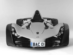 Cosworth BAC Mono, their answer to the Ariel Atom.