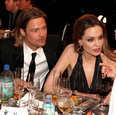 Angelina Joile, Brad Pitt And Angelina Jolie, Mr And Mrs Smith, Couple Goals, Pregnancy, Hair Beauty, Beautiful Women, Celebs, Actresses