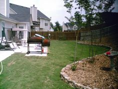 Bermuda Sod And Stack Stone Raised Flower Bed Photo:  This Photo was uploaded by kwanemoore. Find other Bermuda Sod And Stack Stone Raised Flower Bed pic...