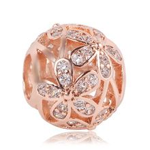 2019 New Rose Gold Blush Pink Magnolia Bloom Bead Fit Original Pandora Charms and Other Favorites - 2019 New Rose Gold Blush Pink Magnolia Bloom Bead Fit Original Pandora Charms and Other Favorites - Diy Jewelry To Sell, Diy Jewelry Making, Pandora Charms, Tattoo Designs, Rose Gold Charms, Tattoos, Blush Pink, Christmas Bulbs, Bloom