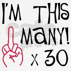 Turning 30 this year!