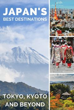 Planning a trip to Japan? Our comprehensive guide to Japan's best destinations features must-visit highlights & off-the-beaten-path gems!