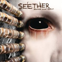 Barnes & Noble® has the best selection of Rock Alternative Metal CDs. Buy Seether's album titled Karma and Effect to enjoy in your home or car, or gift it Nu Metal, Heavy Metal, Alternative Metal, Karma, Indie Pop, Grunge, Rock Music, Album Covers, Musica