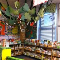Classroom reading nook an awesome reading nook classroom reading nook decor . Reading Corner Classroom, Classroom Tree, Classroom Setup, Classroom Design, Classroom Displays, Kindergarten Classroom, Future Classroom, Kindergarten Reading Corner, Preschool Reading Area