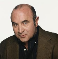 "Bob Hoskins on White by Terry O'Neill - English actor Bob Hoskins, 1991 - Limited Edition C-Print Signed and Numbered - 16"" x 16"" / 20"" x 20"" - 24"" x 24"" / 30"" x 30"" - 40"" x 40"" / 48"" x 48"" - 60"" x 60"" / 72"" x 72"" - For questions or prices please contact us at info@igifa.com"