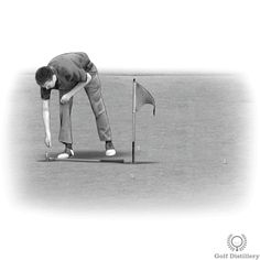 This is one of my favourite putting drills. It can also be used as a test to compare yourself with professional golfers to see how you fare. Putting Tips, Golf Putting, Practice Putting Green, Golfers, How To Make Notes, Drills, Golf Tips, Golf Ball, Free