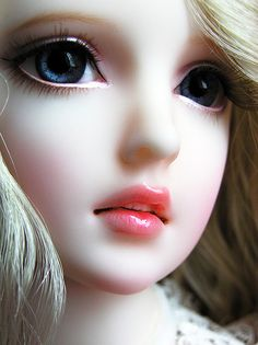 Supia Roda BJD doll--There is a possibility that she doesn't want to be a real girl