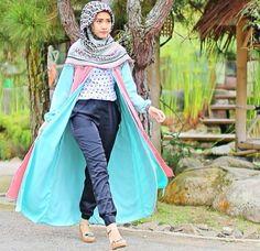 Hijab street #luluelhasbu