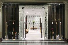 Manolo Blahnik store by Data Nature Associates, Moscow  store design