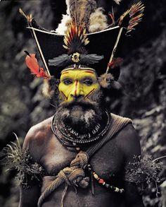 """""""Before They Pass Away"""", partez à la rencontre de ces magnifiques tribus avant qu'il ne soit trop tard : Les Huli"""
