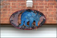 Iron Artvark home sign Home Signs, Decorative Bowls, Iron, Home Decor, Decoration Home, Room Decor, Home Interior Design, Home Decoration, Interior Design