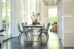 """H&H : l'art de vivre """"made in Holland"""" Outdoor Furniture Sets, Outdoor Decor, Decoration, Dining Table, Elegant, Modern, Design, Holland, Home Decor"""