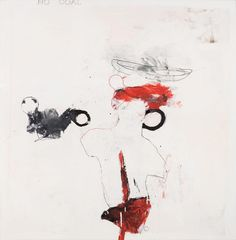 Philippe Croq, abstract Painting
