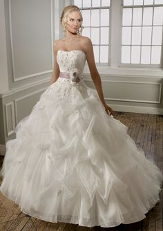 House of Brides - Wedding Dresses. this is a beautiful dress. jm