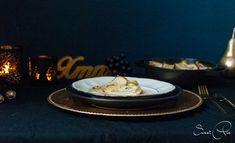 {Adventskalender Türchen #7} Gratinierter Chicorée mit Gorgonzolabirnen und karamellisierten Walnüssen – Weihnachtsmenü 2016