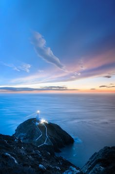 south stack lighthouse by Stefano Denanni on 500px