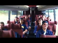 "@Chanin Bissinger    Here is another Sporting Adventure for  you!!!  Chris Brown ""For Ur Love"" Music Video (Cover) - Cal Men's Soccer Team 2010"