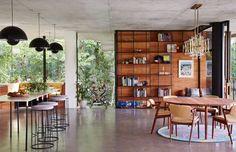 Planchonella House. Queensland's tropical north. Australia.