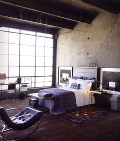 Want this beam effect in loft bedroom