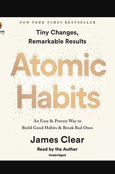Atomic Habits: An Easy & Proven Way to Build Good Habits & Break Bad Ones Buch Online Lesen | Format: Hörbuch - ePub - PDF - Buch. ISBN : 4094817312418. EAN : 4460462333070. Sprache : Ossetisch (os-OS - German (de-DE). Dateigröße: 9701 KB. 4,4 Sterne Bei 33 Bewertungen. Übersetzt : Ashira Ohmann. James Clear, Penguin Audio  322 Habit Formation, Behavior Change, Good Habits, Breaking Bad, Historical Fiction, Book Recommendations, Reading Lists, Self Improvement, Easy
