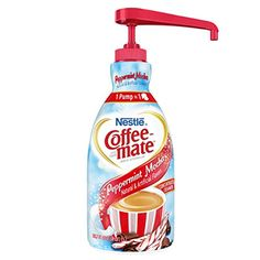 Whether youre hosting a big evening event an important conference or running a VIP breakfast buffet offer your guests caf style coffee on a budget with this deliciously rich and extremely convenient Coffee mate flavored liquid creamer. Lactose Free Coffee Creamer, Coffee Mate Flavors, Food Safety Guidelines, Peppermint Mocha, Cafe Style, Breakfast Buffet, Blended Coffee, Break Room, Mochi
