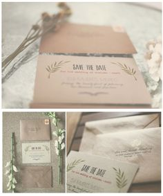 This is simple, but we definitely like this.  The brown paper works better in this one for us.