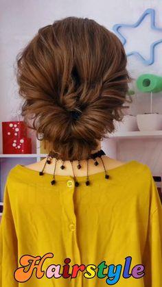 Hairstyles For Medium Length Hair Easy, Medium Thin Hair, Hair Tutorials For Medium Hair, Prom Hair Medium, Prom Hairstyles For Short Hair, Short Thin Hair, Easy Hairstyles For Medium Hair, Short Hair Styles Easy, Braids For Short Hair