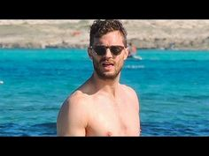 'Fifty Shades of Grey' Star Jamie Dornan is Shirtless and Knee-Deep in Water - YouTube
