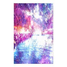 Venice Rainbow Universe Stationery