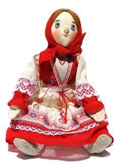 Masha ( Cloth Russian Doll )