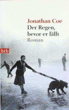 Der Regen, bevor er fällt: Roman