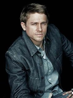 Charlie Hunnam - Disappointed that Charlie has dropped out of 50 Shades of Grey :(