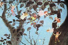Gyo Fujikawa love! One of my favorite illustrators!