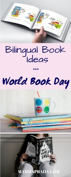 Book Ideas for World Book Day Find Bilingual & Foreign Language Books for World Book Day!Find Bilingual & Foreign Language Books for World Book Day! French Learning Books, Learning Italian, Teaching French, Learning Spanish, Spanish Activities, Learn French Beginner, French For Beginners, Languages Online, Foreign Languages