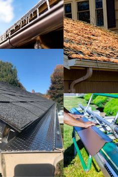 Curious about whether you should install gutter guards? Then get your mind in the gutter and read this complete guide which answers everything you could possibly need to know about gutter guards, including do gutter guards work, how do gutter guards works, what are the upsides of gutter guards, what are the downsides of gutter guards, how do gutter guards handle pine needles, how do gutter guards handle leaves, and more! #gutterguard