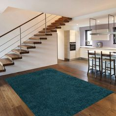 Add unequalled comfort to your interiors with our Giulia-UNI- 360 Move Rug. Stay At Home, Uni, Living Spaces, Stairs, Cool Stuff, Interior, Modern, Design, Home Decor